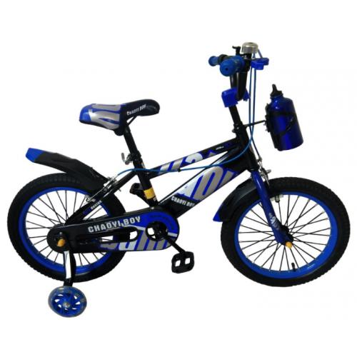 Παιδικό Ποδήλατο Τύπου BMX 16 ίντσες σε Μπλε χρώμα