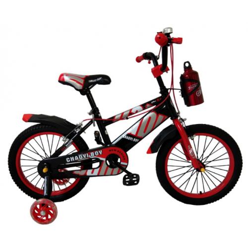 Παιδικό Ποδήλατο Τύπου BMX 16 ίντσες σε Κόκκινο χρώμα