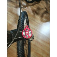 Ποδήλατο Βουνού Αλουμινίου E-FRIEND 29 ίντσες σε Μαύρο - Ασημί
