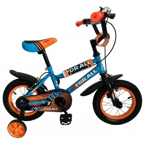 Παιδικό ποδήλατο 12 ίντσες BMX σε Μπλε