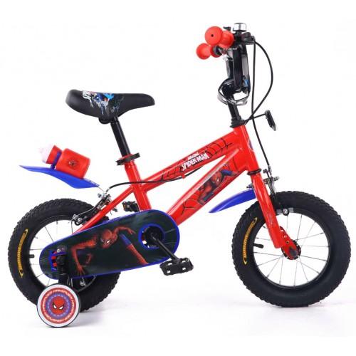 Παιδικό Ποδήλατο Spiderman 12 ίντσες